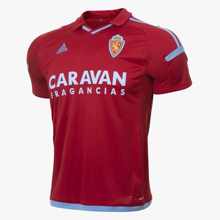 Real Zaragoza 17-18 Home & Away Kits Released - Footy Headlines