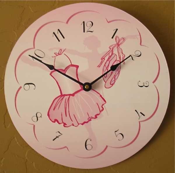 22 best Girls Room Clocks images on Pinterest   Wall clocks, Baby ...