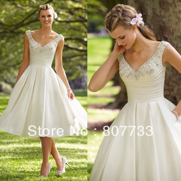 informal wedding dresses tea length 60 best garden images on dresses 5152