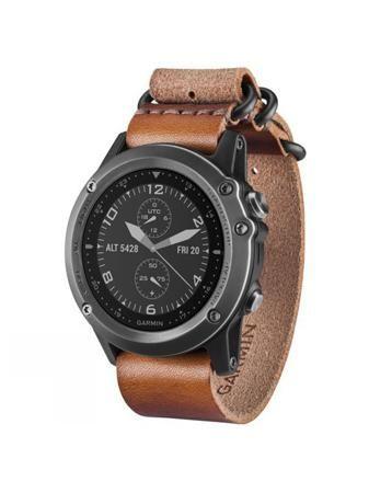 """GARMIN Умные часы Fenix 3 Sapphire серый с кожаным ремешком  — 53490 руб. —  Модель fenix 3 Sapphire представляет собой непревзойденные спортивные часы с GPS-приемником, разработанные для любителей спорта и приключений на открытом воздухе. Устройство принимает спутниковые сигналы GPS и ГЛОНАСС с помощью новой металлической антенны EXO. Fenix 3 представляет собой прочные, функциональные и """"умные"""" спортивные часы """"мультиспорт"""" с GPS-приемником. Поскольку устройство включает в себя наборы…"""