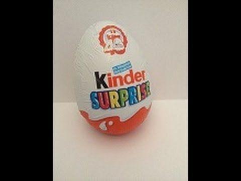 Surprise Funny Eggs