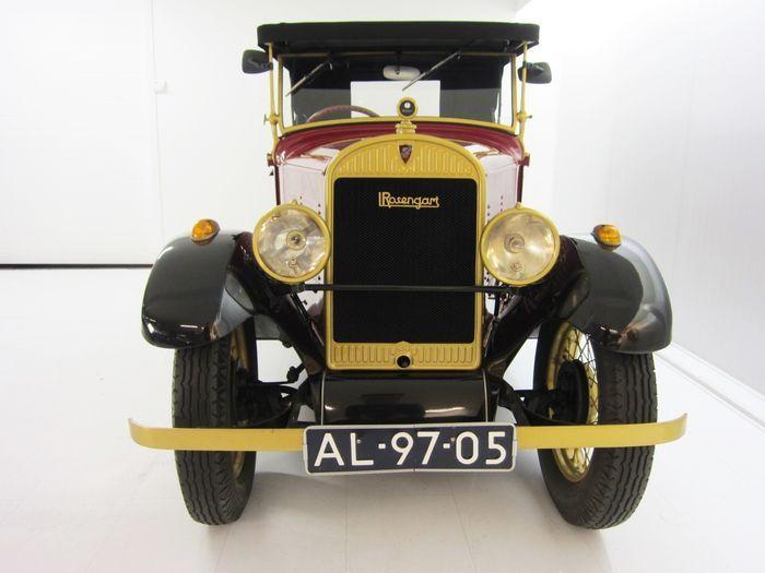 Rosengart - LR44 Open sports tourer - 1933