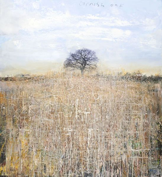 LANDSCAPE: Kurt Jackson, Tree Gwedhen