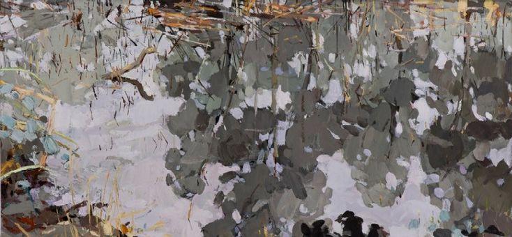 tears-kalorama-2009-oil-on-linen-36x76cm Mary Tonkin