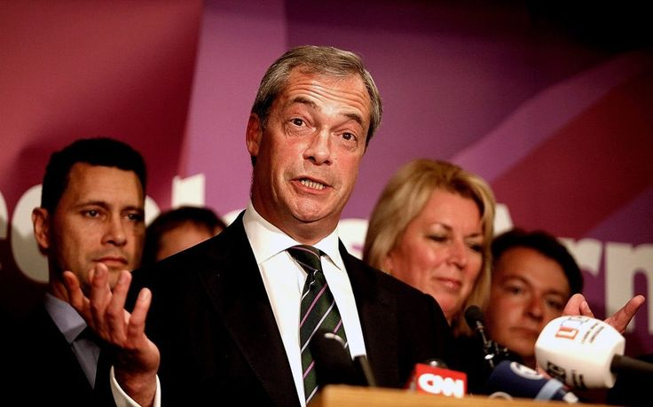Ukip vote in European elections no flash in pan according to new poll - Telegraph