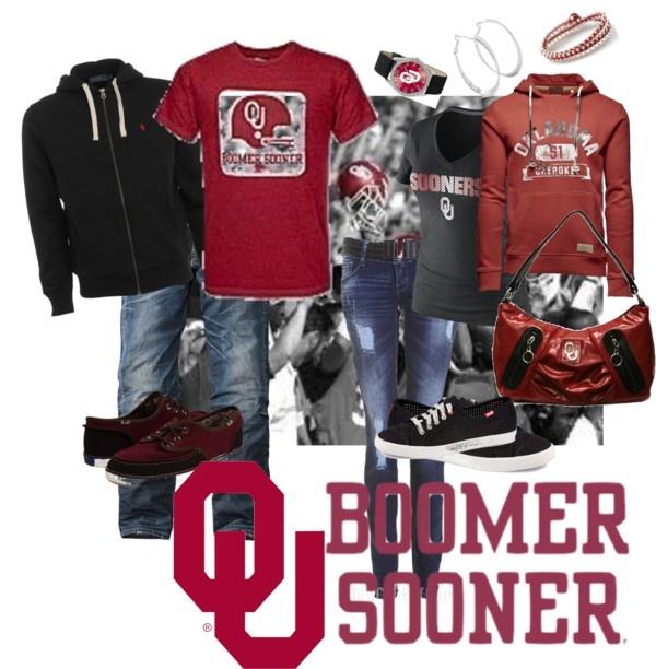 Boomer Sooner Baby!!! Boomer sooner, Fashion games
