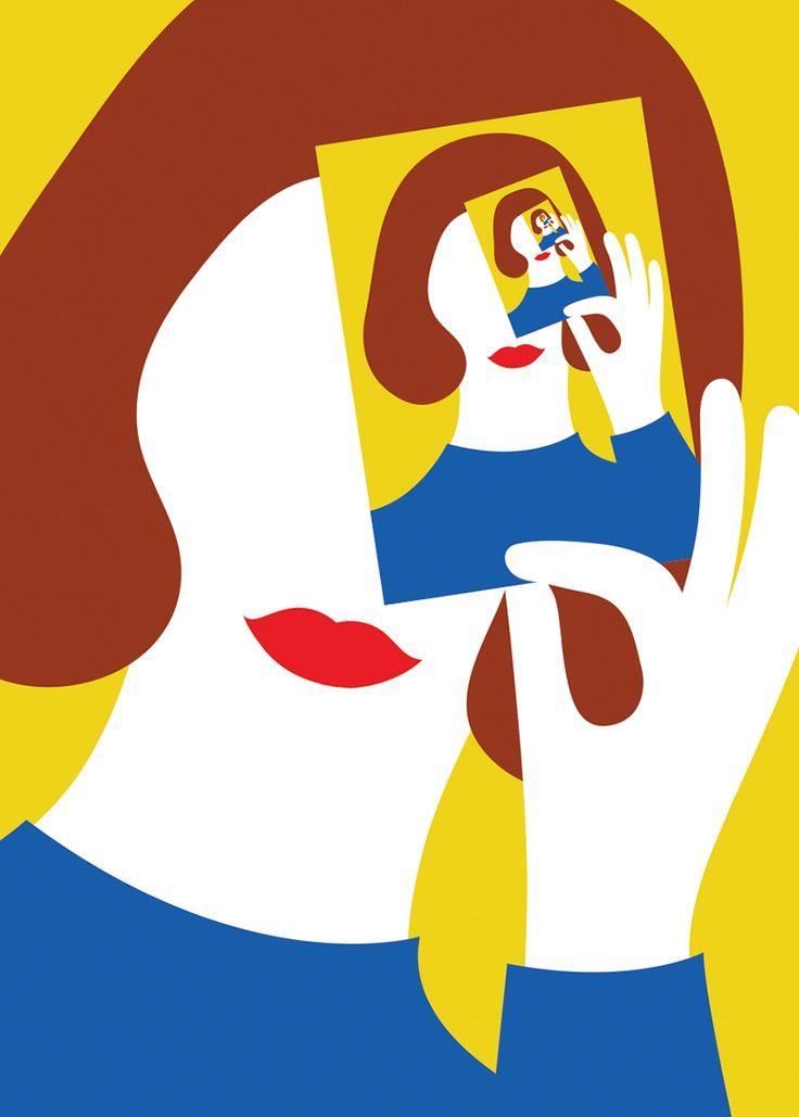 interview with illustrator olimpia zagnoli
