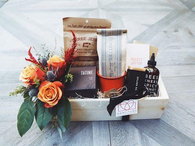 Gratitude Collaborative Custom Gift Box