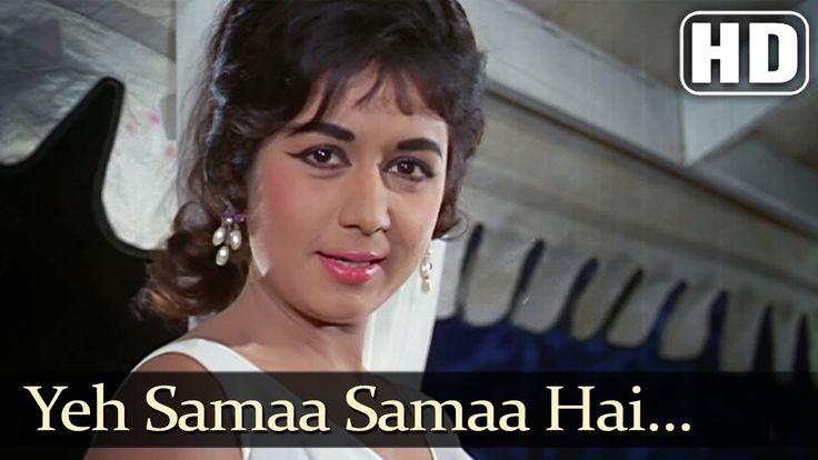 Yeh Sama - Shashi Kapoor - Nanda - Jab Jab Phool Khile - Evergreen Bollywood Songs