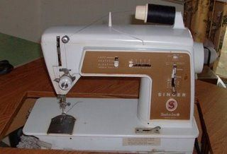 how to clean the gears of sewing machines