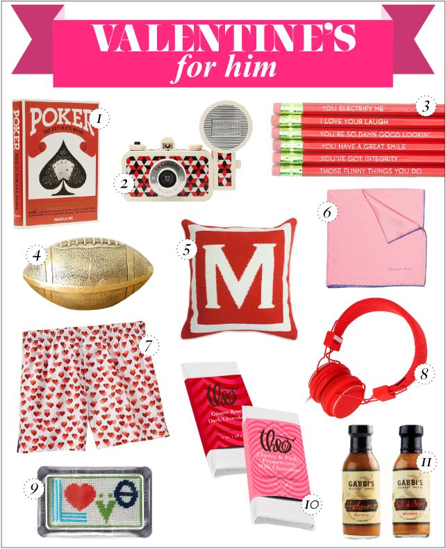 Valentine 39 s gift ideas for him diy crafts that i love for Valentines day gifts for him ideas