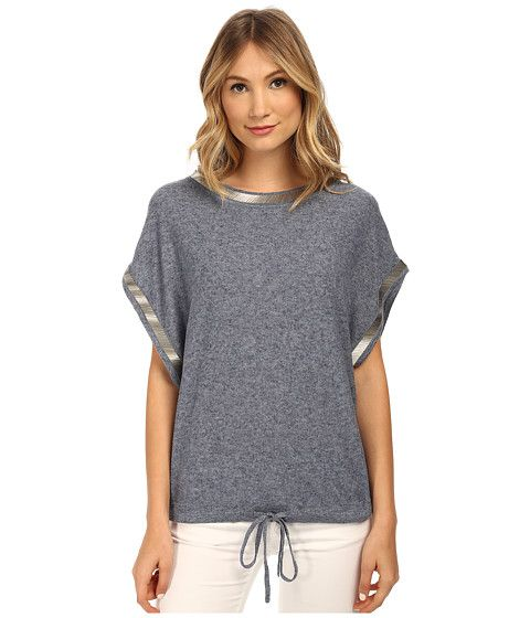 Armani Jeans Armani Jeans  Beaded Linen Sweater Melange Womens Sweater for 112.99 at Im in! #sale #fashion #I'mIn