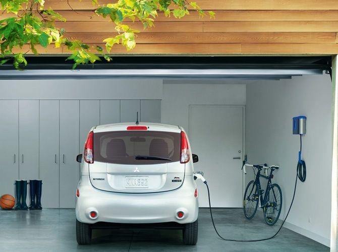 Mitsubishi propose aux conducteurs son véhicule électrique : la I-Miev