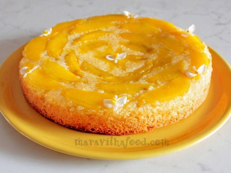 ricetta-torta-rovesciata-di-mango-e-cocco-senza-glutine-e-senza-lattosio