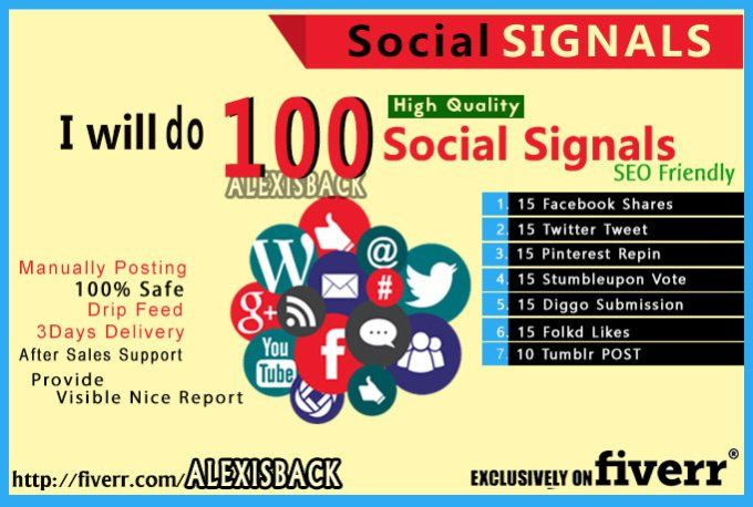 Do you need safe SEO friendly Social Bookmarking? Most popular,effective method and some hight quality banklinks just use 5$. Yes I can do , you come right place.