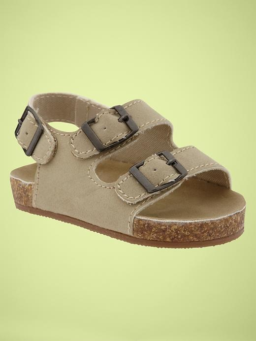 Buckle Baby Shoes