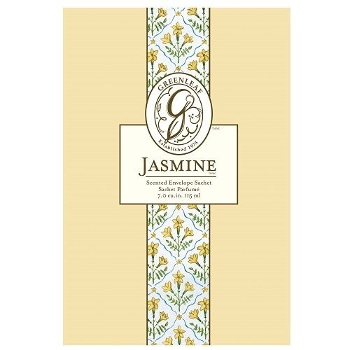 Jasmine Large Sachet | GreenLeaf Geurzakjes Large | More2B,Woondecoraties en Accessoires