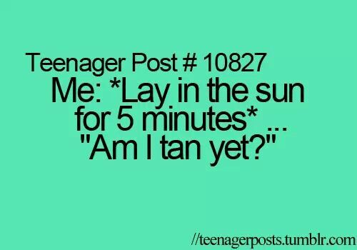 #teenagerpost #tan #summer