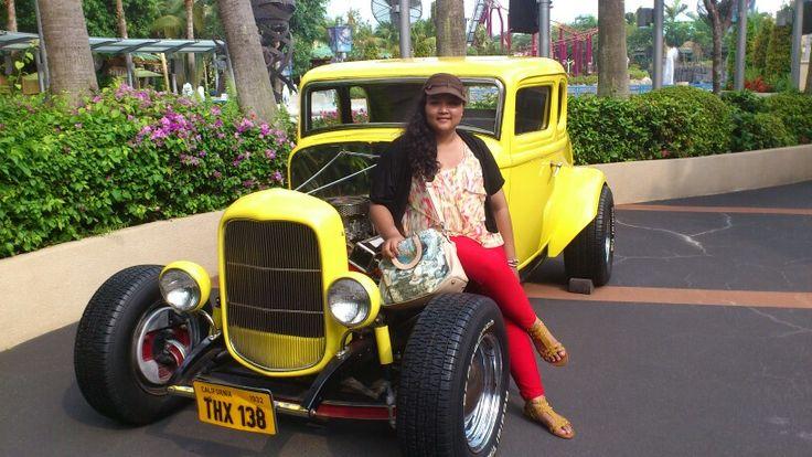 I want that car!!