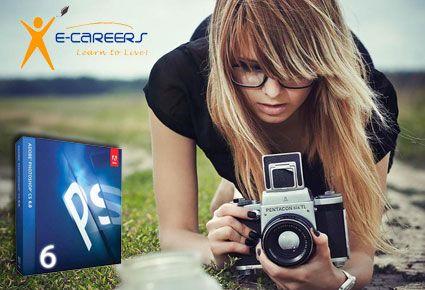 €20 από €102 (Έκπτωση 80%) για Online Μαθήματα DSLR Photography & Adobe Photoshop CS5 & CS6 για Αρχάριους και Προχωρημένους! Μάθετε με το Δικό σας Ρυθμό Ψηφιακή Φωτογραφία με SLR Μηχανή και Επεξεργασία Εικόνας με Photoshop με Καθοδήγηση από Έμπειρους Επαγγελματίες, στο e-careers.com
