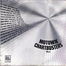 Vinyl Album - Various Artists - Motown Chartbusters Vol.3 - Tamla Motown - UK