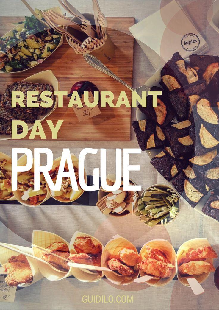 Restaurant Day Prague
