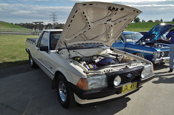 Ford XD Falcon S Pac Ute