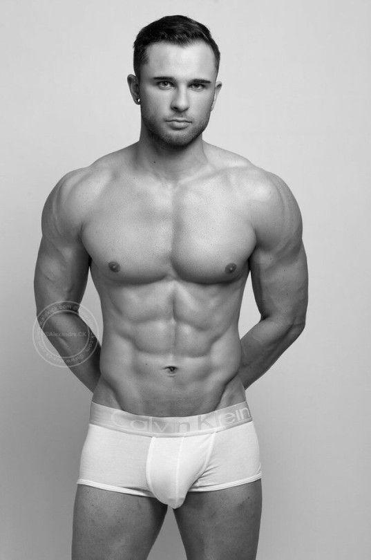 Nacktmänner-Modelle
