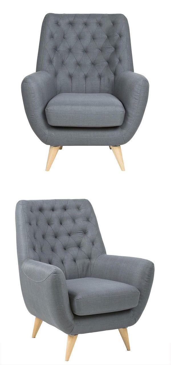 17 mejores ideas sobre sillones individuales modernos en for Sillones de dos cuerpos modernos