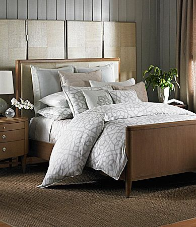 barbara barry sanctuary scroll bedding collection barbara barry for impressive - Barbara Barry Bedding
