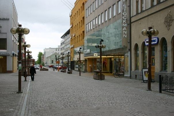 Oulu, Rotuaari