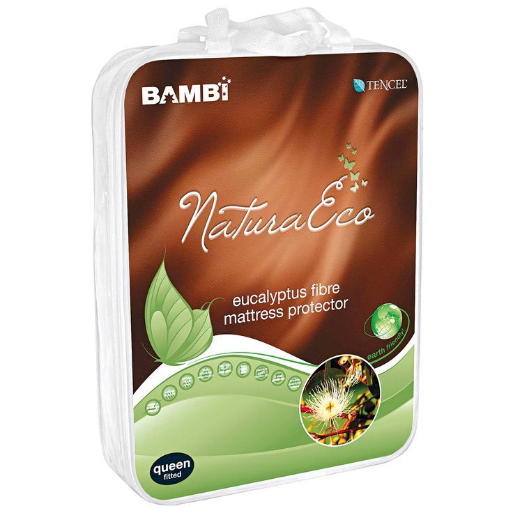 Tencel Mattress Protector by Bambi from Harvey Norman New Zealand