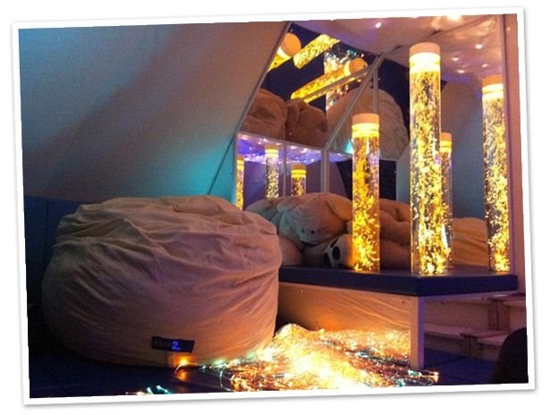 Sensory Bedroom Ideas Autism 75 best special education - sensory room images on pinterest
