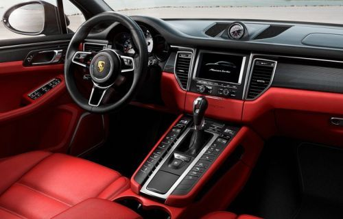 porsche macan interior - Google Search