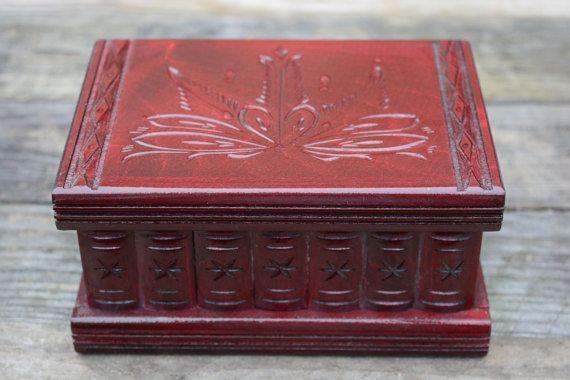 Limited Edition Puzzle Box Secret Box trinket box locking box