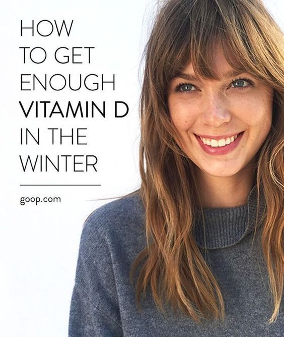 Vitamin D: How to get it and why we need it.