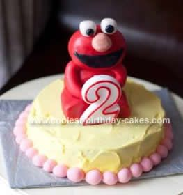 48 best Elmopooh cake images on Pinterest Elmo cake Birthday