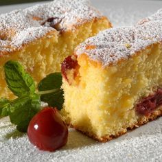 Kefires-meggyes kevert süti Recept képpel - Mindmegette.hu - Receptek