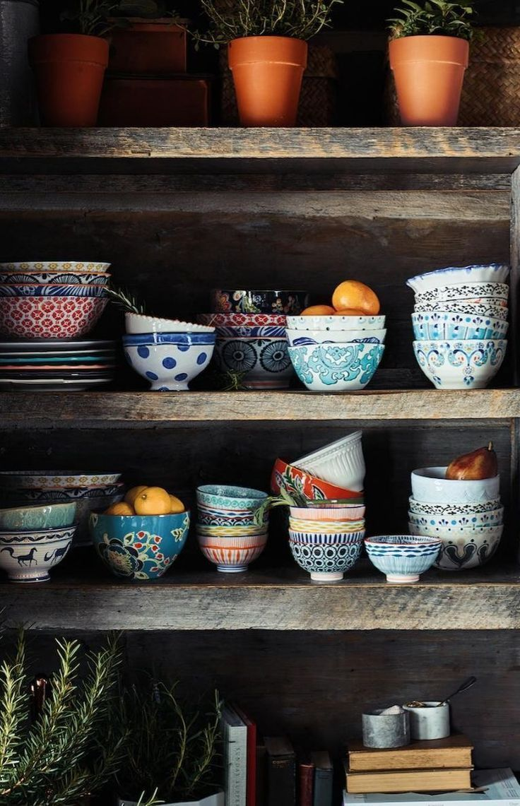 Would LOVE my kitchen shelves to be covered head t…