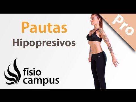 Primeras pautas para la realización de ejercicios hipopresivos. - YouTube