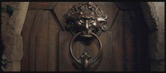 Labyrinth Door Knocker | Movies | Pinterest