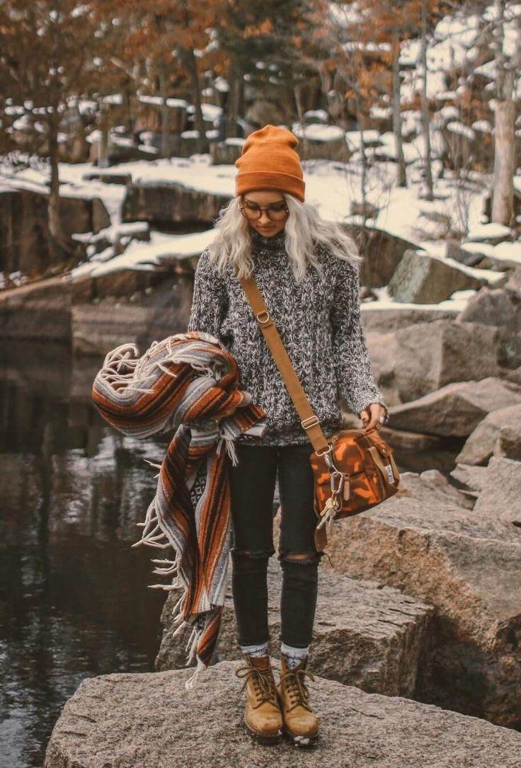 25 tenues d'hiver avec un bonnet qui fait plus que vous garder au chaud