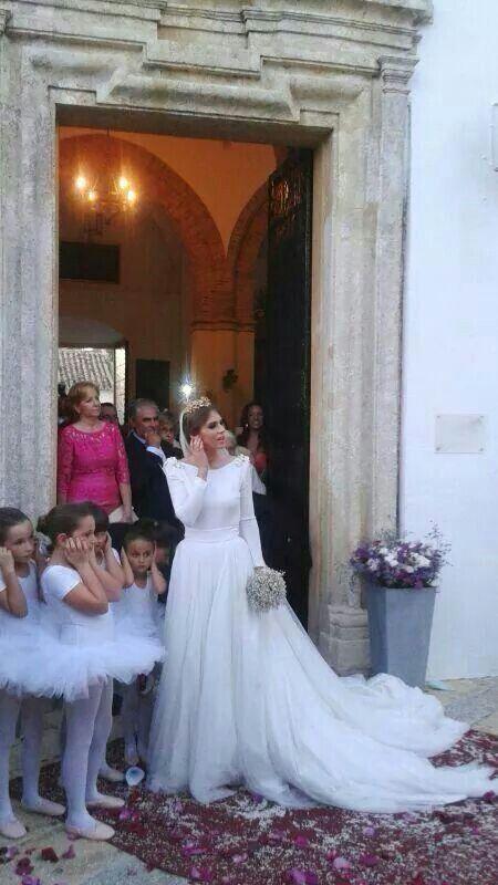Un placer que contaran con nosotros para la organización de esta boda. Novia JLu Zambonino