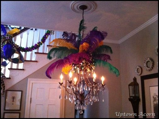 The 25 Best Mardi Gras Decorations Ideas On Pinterest