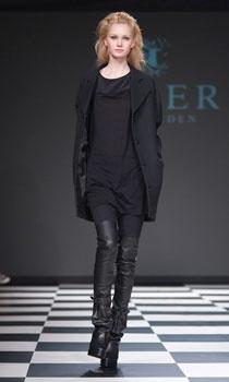 lil black dress. by tiger of sweden