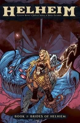 Helheim, Volume 02 By Joelle Jones, 9781620102299., Graphic Novels