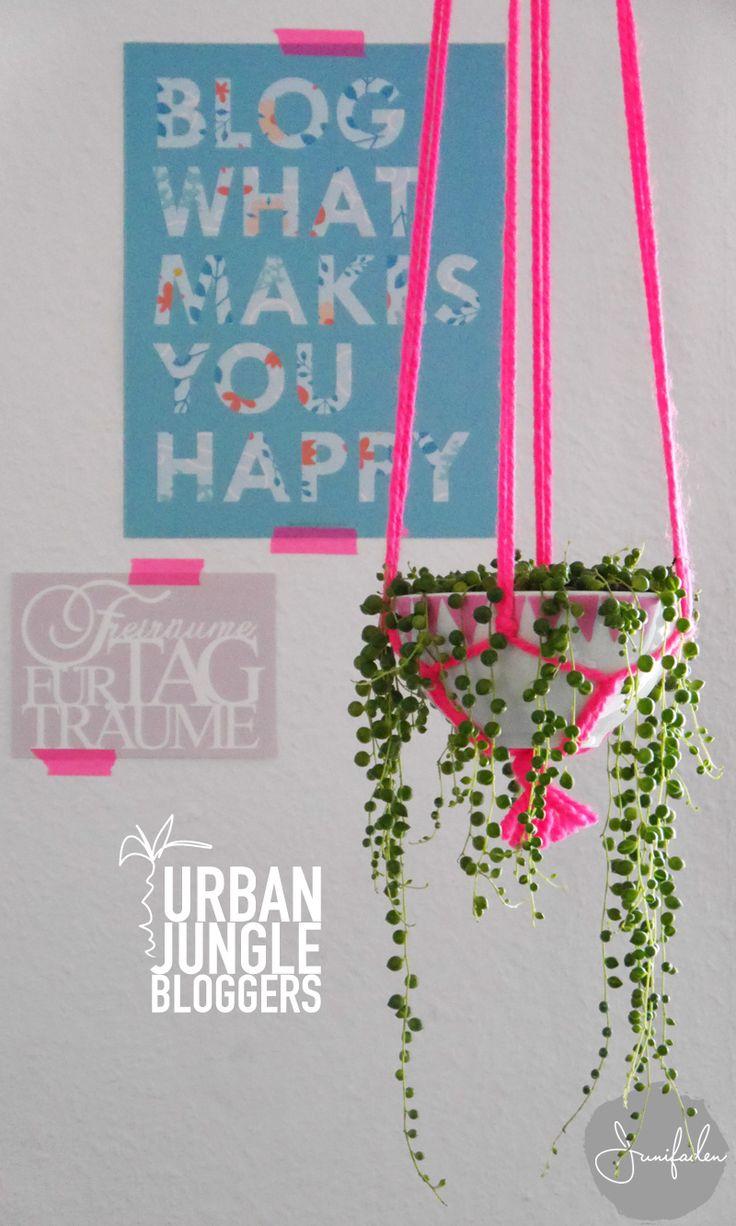 Den März haben die wunderbaren Urban Jungle Bloggers Judith  und Igor  unter das Motto Green Spring Styling gestellt - passt perfekt zum heu...