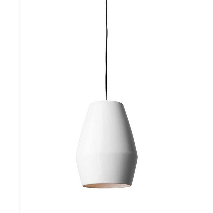 Bell taklampe, hvit, Northern Lighting