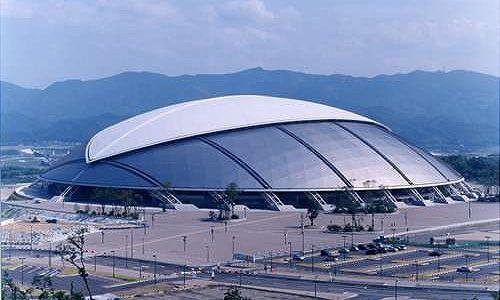 Oita stadium, Japan