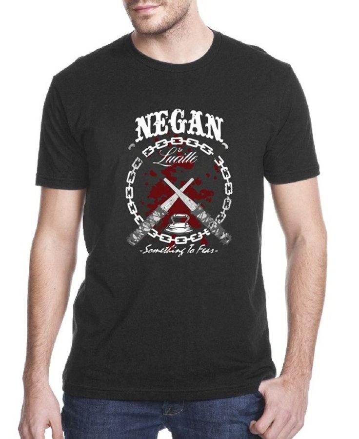 Camisetas The Walking Dead - Negan